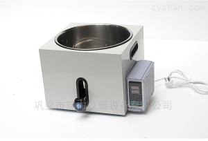 HH-ZK1/HH-S1智能恒温单孔水浴锅