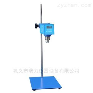 電動攪拌器DW-3A(數顯不銹鋼直流恒速)