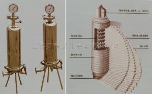 微孔膜簡式過濾器