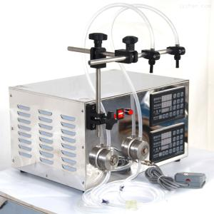 GZ-2雙頭電動液體灌裝機