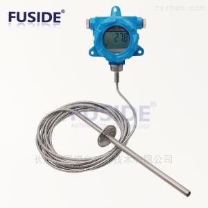 7131一體化溫度變送器PT100衛生型熱電阻