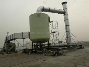 ISO+KLVOCs有机废气处理专用系统- 催化氧化法