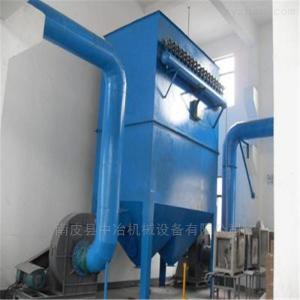 各类型供应脉冲袋式单机布袋旋风除尘器可实地测量