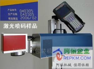 10型自动激光喷码机