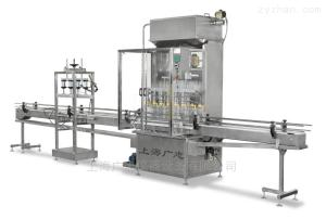 食用油液體灌裝機食品油自動灌裝設備灌器械