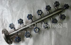KFQ-1-12T304不銹鋼空氣分配器上海生產