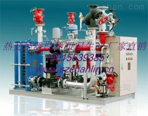 CLZH供應 蘇州潺林CLZH 高溫蒸汽型板式換熱機組