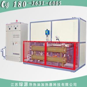 LYD-80江苏绿源定制精细医药行业电加热导热油炉