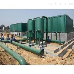 定制兰州平凉工业废水一体化净水设备厂家直销