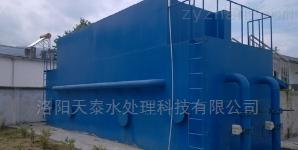 定制西安2-500噸高效率一體化凈水設備定制價格