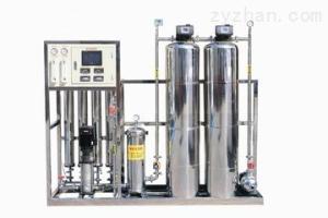 定制蘭州平涼化妝品生產用水反滲透設備生產商