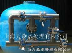 SH萬森游泳池循環水過濾器|游泳池循環水處理過濾裝置|石英砂過濾器|過濾砂缸|砂濾罐