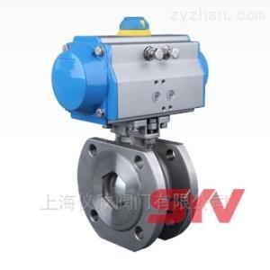 YXQ671F-16/25气动薄型切断球阀(新品)