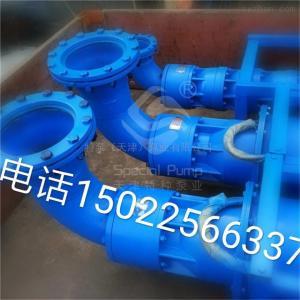 QJW優質池用臥式潛水泵型號