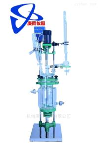 GSFT-5L 双层玻璃反应釜