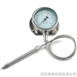 YTFPMF5高溫熔體隔膜壓力表