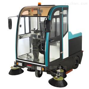 CS-2100威德尔广场用大型驾驶式工业扫地机