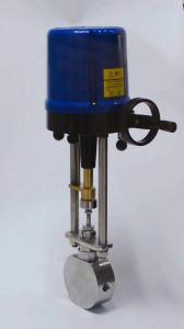 高壓的伺服電機針型閥 濃水調節閥
