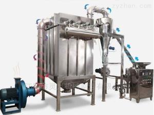 WFJ連續式超微粉碎機藥材打粉機五谷雜糧磨粉機