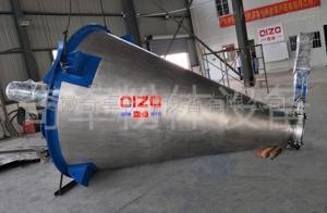 QZ-SLX-3000消毒劑雙螺旋錐形混合機 專業值得信賴