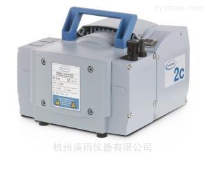 MZ 2C NT德國 進口 VACUUBRAND 防腐蝕化學隔膜泵