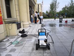 AL150聊城多功能清洗機,濰坊工廠地面清洗設備