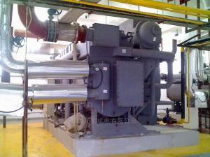蘇州更換螺桿式冷水機組冷凍油注意事項