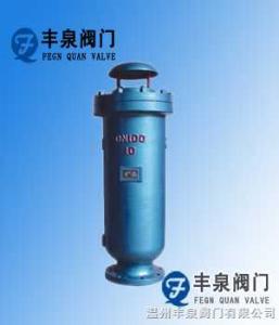 SCAR復合式污水排氣閥