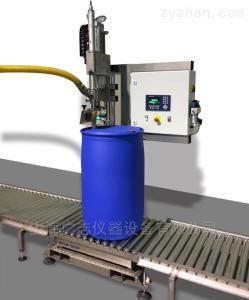 200升自动灌桶机200升自动灌桶机 180kg大铁桶灌装机