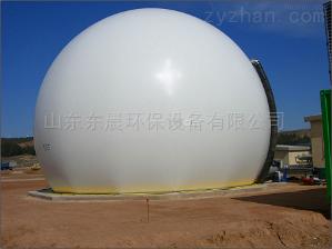 双膜柔性气柜 膜式储气柜专业施工定做厂家