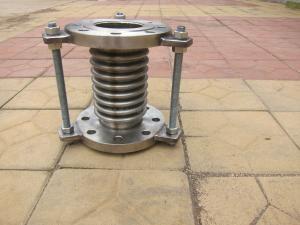 DN熱力套筒波紋管補償器金屬化工管道熱力