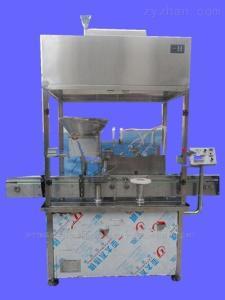 HS-QT-L西林瓶口服液瓶清洗烘干灌装加塞轧盖一体机