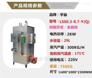LHS0.2-0.7-Y(Q)燃油燃气蒸汽锅炉