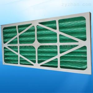 重慶電子廠折疊式初效過濾器全國熱銷