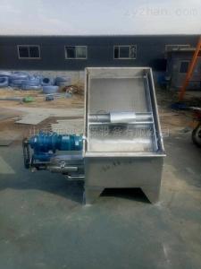 猪粪斜筛式固液分离机 专业生产 厂家