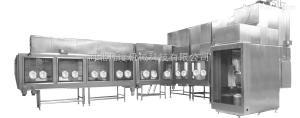 凡度无菌粉碎混合分装系统应用