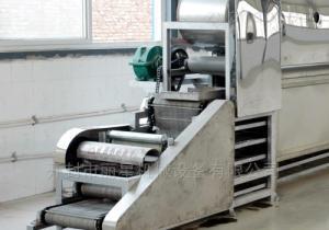 全自動粉皮機工作可靠性已得到保障