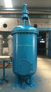 沖渣水過濾器研發
