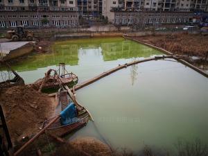 打樁泥漿脫水機灌注樁污水泥漿處理設備