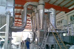 旋轉閃蒸干燥機