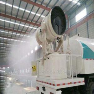 FJ-WP-30M车载喷雾机维护保养