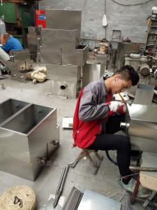 201不锈钢油水分离器使用前准备