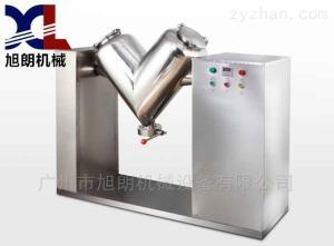 V-100生產廠家現貨直銷V型高效混合機不銹鋼材質