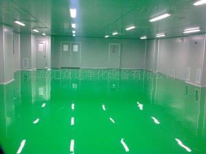 濱州無塵車間通信電子廠房設計裝修