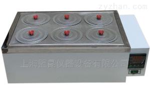 HH-ZK4雙列四孔智能水浴鍋