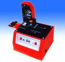 TDY-300台式油墨印码机
