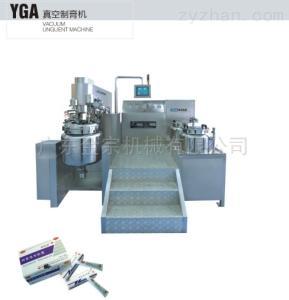 YGA专业真空乳化搅拌机制膏机细化物料药品设备