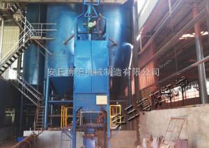 TCG1000PP粉末噸袋卸料機,噸袋粉體拆包機