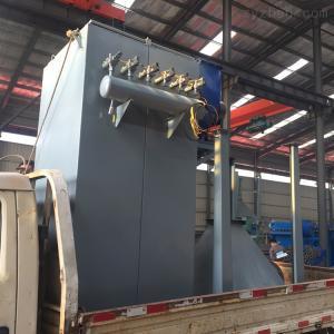 MC-24木工木屑高溫布袋工業脈沖袋式除塵器