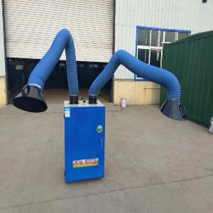 HY-2.2煙塵廢氣凈化器移動式焊煙除塵設備